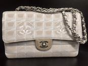 CHANEL Handbag NEW TRAVEL LINE DOUBLE CHAIN SHOULDER